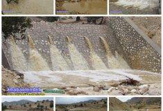 بندهای آبخیزداری رسوب گیر ,خبرلنده ,حوضه مال ملا ,حوضه ایدنک, لنده , فرسایش خاک, لنده, اداره منابع طبیعی و آبخیزداری