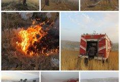 آتش سوزی,خبرلنده,حادثه,اولین آتش سوزی سال96,توصیه های ایمنی,مزارع کشاورزی