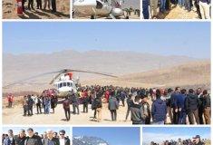 سومین روز حادثه سقوط,هواپیما,پرواز تهران به یاسوج,حضور مسئولان,آیت الله ملک حسینی,اخبار لنده